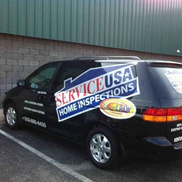 Vinyl Vehicle Graphic